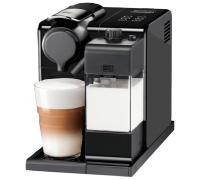 Капсульная кофемашина Delonghi EN560.B Nespresso Lattissima Touch Animation (Black)