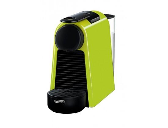Кофемашина капсульная Delonghi EN 85.L Solo Essenza Mini (Lime)