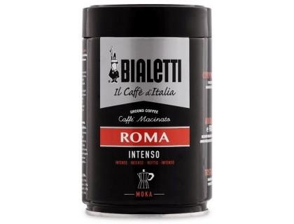 Кофе молотый Bialetti Moka Roma 0,25 кг. ж/б