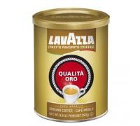Кофе молотый Lavazza Qualita Oro 0,25 кг. ж/б