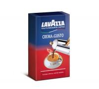 Кофе молотый Lavazza Crema e Gusto 0,25 кг
