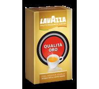 Кофе молотый Lavazza Qualita Oro 0,25 кг