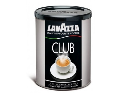 Кофе молотый Lavazza Club 0,25 кг. ж/б