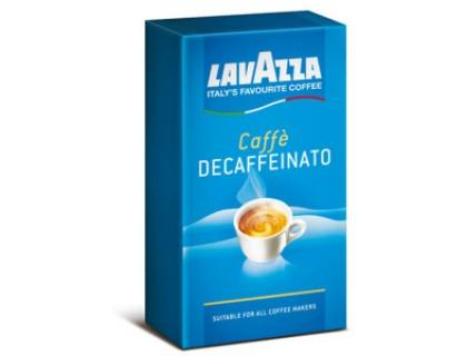 Кофе молотый Lavazza Caffè Decaffeinato 0,25 кг