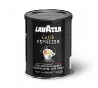 Кофе молотый Lavazza Caffe Espresso 0,25 кг. ж/б