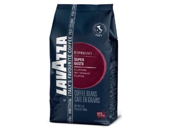 Кофе в зернах Lavazza Super Gusto 1кг