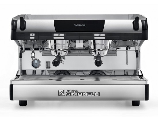 Профессиональная кофемашина Nuova Simonelli Aurelia II 2Gr S