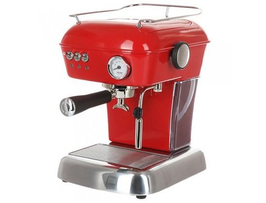 Рожковая кофеварка Ascaso Dream Red
