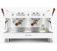 Профессиональная кофемашина Ascaso  Barista T Plus 2GR White & Wood