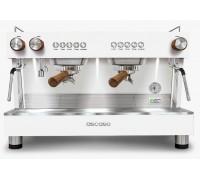 Профессиональная кофемашина Ascaso  Barista T Zero 2GR White&Wood
