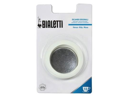 Набор запчастей для кофеварок Bialetti из стали на 10 порций