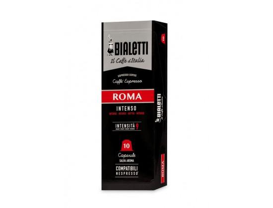 """Капсулы Bialetti """"Roma"""" 10 шт. для nespresso"""