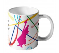 Кружка Bialetti Arte Kandinsky 300мл