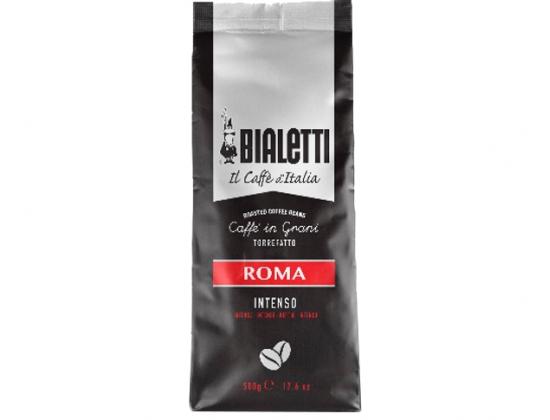 """Кофе в зернах Bialetti """"Roma"""" 0,5 кг."""