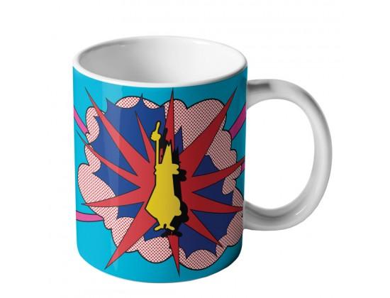 Кружка Bialetti Arte Lichtenstein 300мл