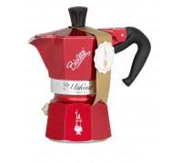 Гейзерная кофеварка Bialetti Mokina  на 1 порцию CENT001
