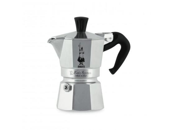 Гейзерная кофеварка Bialetti Moka Express на 1 порцию 1161