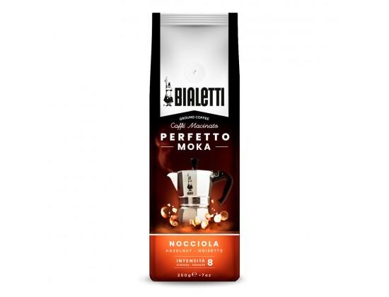 Кофе молотый Bialetti Perfetto Moka Nocciola 0,25 кг. в/у