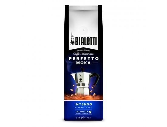 Кофе молотый Bialetti Perfetto Moka Intenso 0,25 кг. в/у