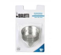 Воронка для кофеварок Bialetti из стали на 6 порций