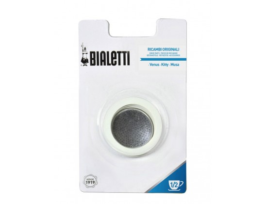 Набор запчастей для кофеварок Bialetti из стали на 1/2 порции