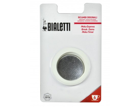 Набор запчастей для кофеварок Bialetti на 6 порций