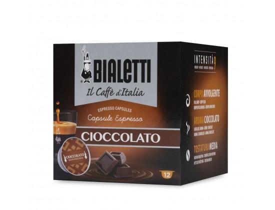 "Капсулы Bialetti ""Chocolate"" 12 шт."