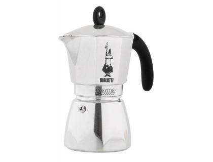 Гейзерная кофеварка Bialetti Dama на 6 порций 2153