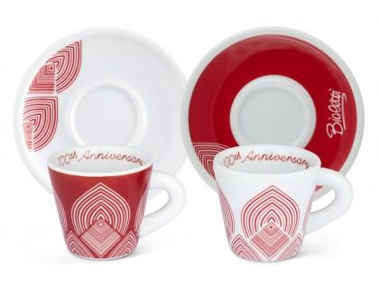 Кофейная пара Bialetti 100 anniversare 2 шт.