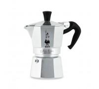 Гейзерная кофеварка Bialetti Moka Express на 2 порции 1168