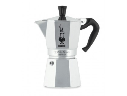 Гейзерная кофеварка Bialetti Moka Express на 6 порций 1163