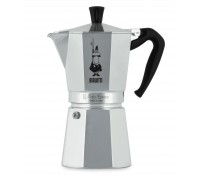 Гейзерная кофеварка Bialetti Moka Express на 9 порций 1165
