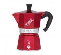Гейзерная кофеварка Bialetti Moka Express 100 Anniversary на 3 порции CENT003