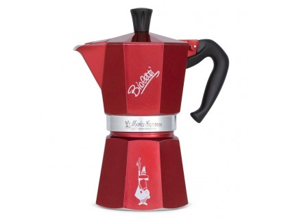 Гейзерная кофеварка Bialetti Moka Express 100 Anniversary на 6 порций CENT004