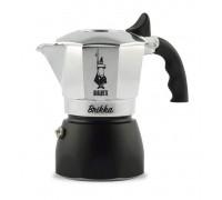 Гейзерная кофеварка Bialetti Brikka на 2 порции 6782