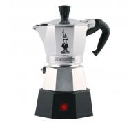 Гейзерная кофеварка Bialetti Elettrika на 2 порции 2778