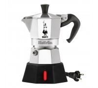 Гейзерная кофеварка Bialetti Elettrika New на 2 порции 7290