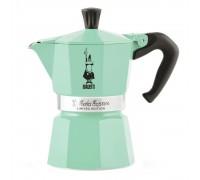 Гейзерная кофеварка Bialetti Moka Collection Ice на 3 порции 7283