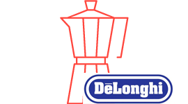Гейзерные кофеварки Delonghi