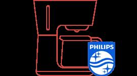 Капельные кофеварки Philips (Филлипс)
