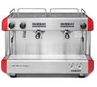 Профессиональная кофемашина Conti CC100 2GR Red