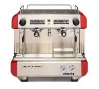 Профессиональная кофемашина Conti CC100 Compact 2GR (Red)
