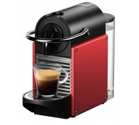 Капсульная кофемашина Delonghi EN 124.R Nespresso Pixie (Red)