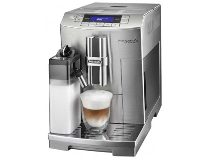 Автоматическая кофемашина Delonghi ECAM 28.465 M PrimaDonna S De Luxe