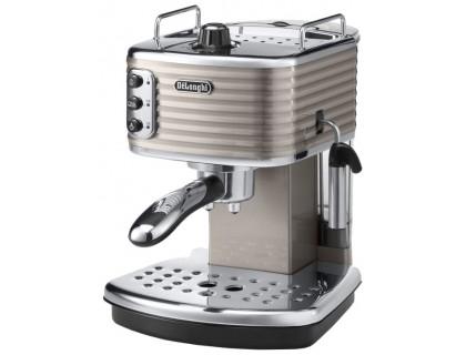 Рожковая кофеварка Delonghi ECZ 351 Scultura