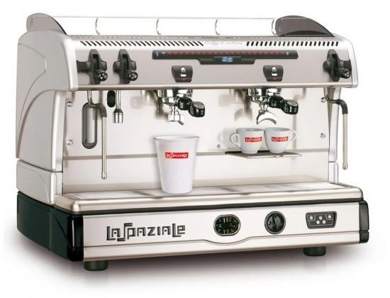 Профессиональная кофемашина La Spaziale S5 EP TA 2GR