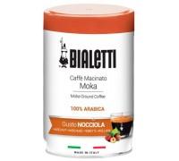 Кофе молотый Bialetti Gusto Nocciola 0,25 кг. ж/б