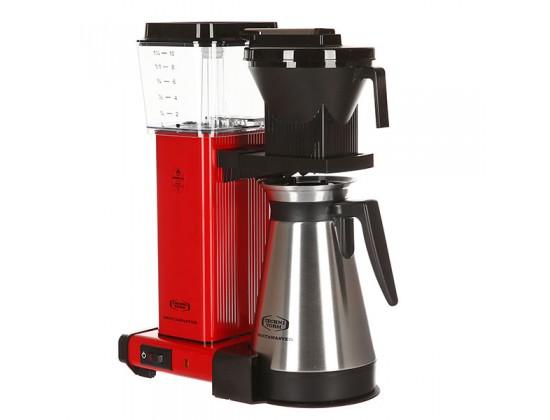 Капельная кофеварка Moccamaster KBGT (Red)