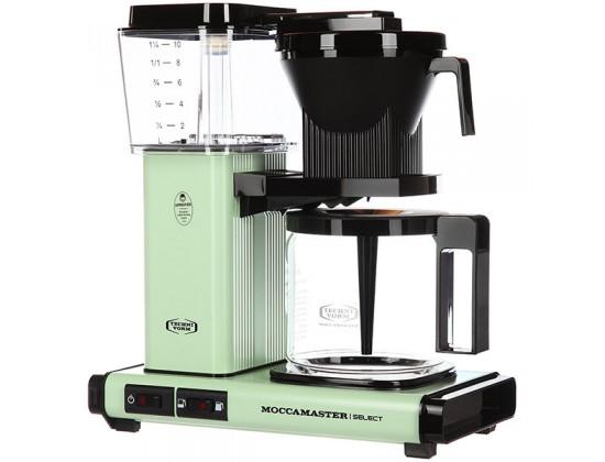 Капельная кофеварка Moccamaster KBG (Green)