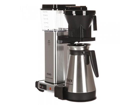Капельная кофеварка Moccamaster KBGT (Grey)